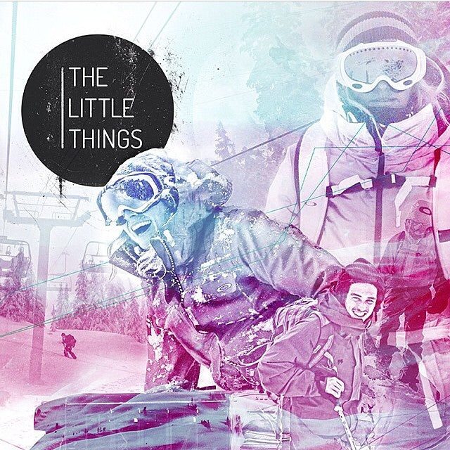 Tonight @mtseymour is premiering #TheLittleThings snowboard video Doors are at 6 and video starts at 7pm. Check it out.