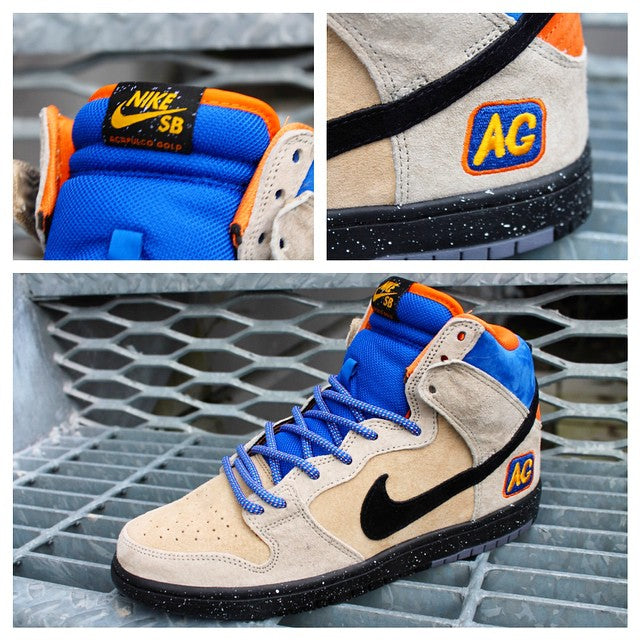 New @nikesb #quickstrike. The @acapulcogoldny x #nikesb #DunkHigh has themes of #spacejam and #nikeacg. #sneakers #kicks #sneakerfreaker