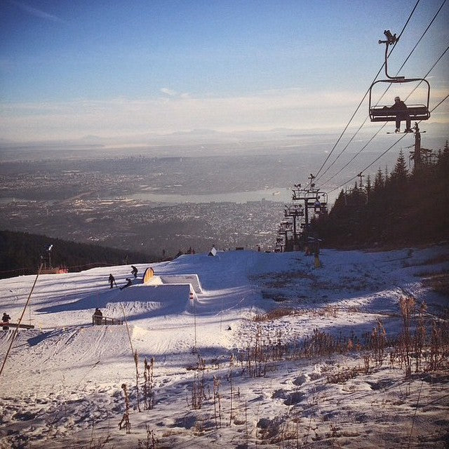 @grousemountain is looking mighty fine these days.  @bradleycairns #CSTLwinter