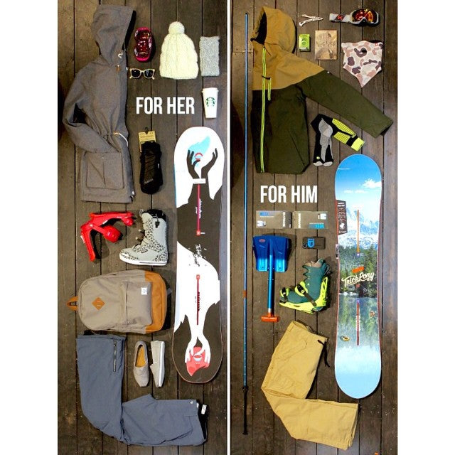 Second last weekend till Christmas! Tons of awesome gear for that boarder in your life. We'd love to help you get set up for riding this year. #CSTLwinter #CSTLchristmas