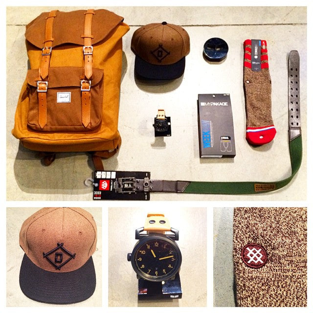 Ladies. Get good gifts, that he will actually like. @vestalwatch @herschelsupply @nickydiamonds @mypakage @stancesocks @686 #CSTLwinter #toolbelt #socks #diamon #snapbacks #vestalwatch #christmasgiftsthatdontsuck