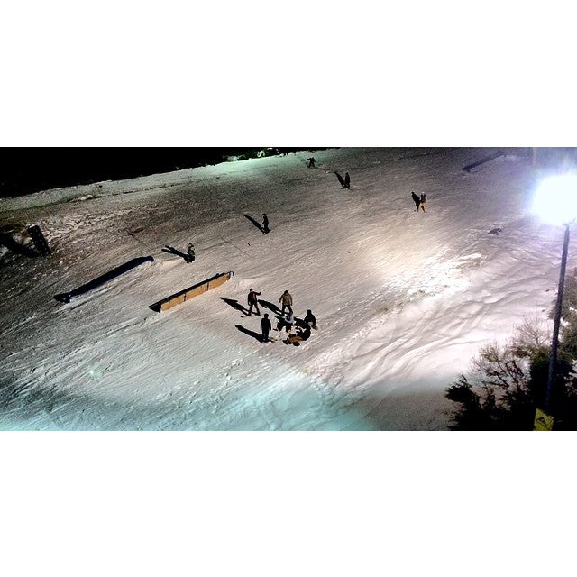 Night laps - Much anticipated. @mtseymour #weOutHere #CSTLwinter
