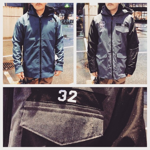 The cold wet weather is back. Get a new totally #waterproof jacket, like the @ridesnowboards Pike Bonded Fleece or the @thirtytwo Sesh Jacket. All outerwear is now 20% OFF! #CoastalRiders #CSTLwinter #32 #thirtytwo #ride @timebombtrading