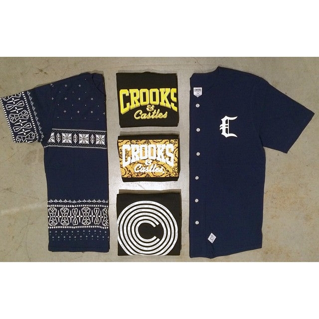 The spring @crooksncastles apparel is in. #CSTLspring #CoastalRiders