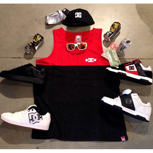 @dcshoes summer essentials now in, pairs perfectly with @oakley turbines and your favourite @monsterenergy. #Fast #oakley #Dc #dyrdek #CSTL