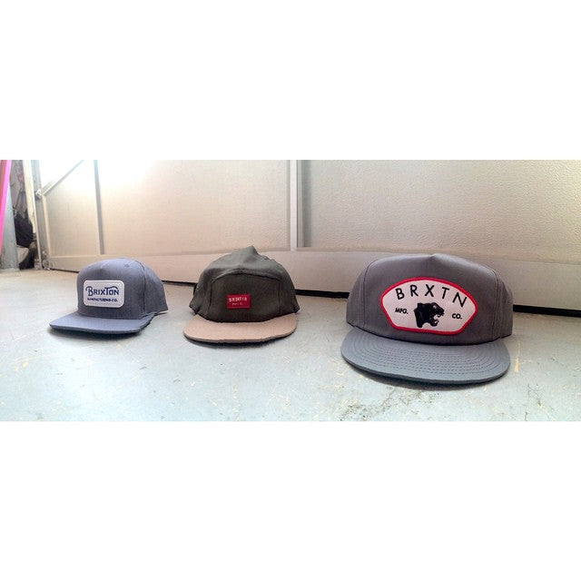 New @brixton hats and clothing in today! #Brixton #CSTL