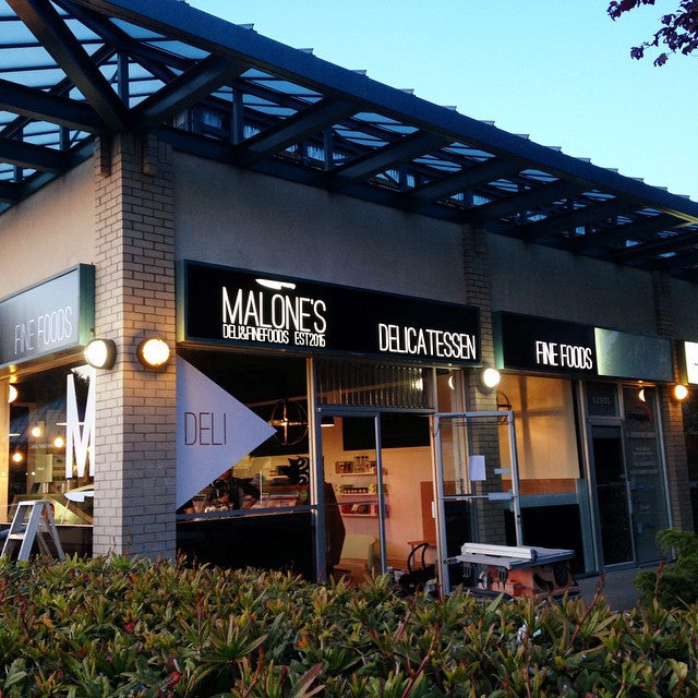 Malone's Delicatessen opens tomorrow morning go down and check it out, it's run by a awesome loving family who will serve you homemade food, cold cuts, cheeses, and a variety of salads! You won't be disappointed 12901 16th avenue ocean park