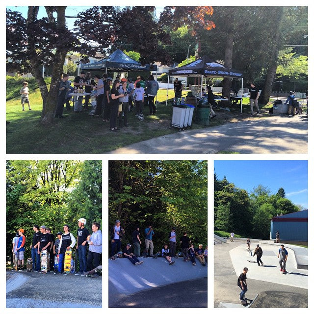 The #WalnutGrove #YouthWeek Jam is just kicking off. Get here and get a free hot dog. #skateboarding #CoastalRiders #CSTL @supradist