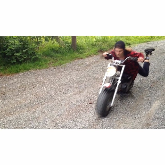 Snow team rider and staff member @eyesaac season part is dropping in the next couple days. Watch for the link, but in the meantime watch him rip this mini hog around. #CSTL #CoastalRiders #HarleyDavidson