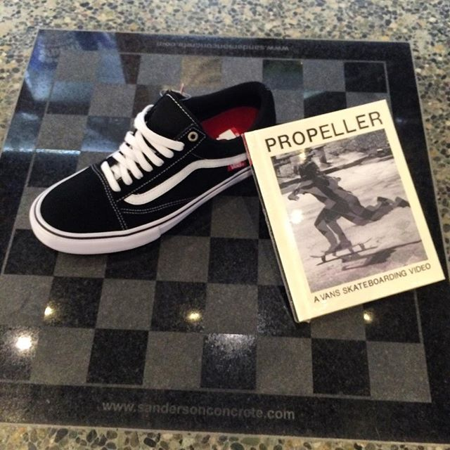 Want a hard copy of @vans #Propeller? All you gotta do is buy some pro skate classics. We got #SlipOns #HalfCabs #EraPros #OldSkools and #SkateHighs. Thems the rules! #Vans @vanscanada #CoastalRiders #CSTL