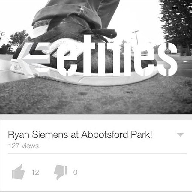 @hoodisgood_ and @davidstevens made a edit for @etniesskateboarding and @timebombtrading link is in our bio, check it out! You won't be disappointed. #CoastRiders #CSTL #Skateboarding #Etnies