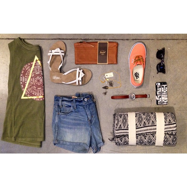 Ladies! Spring is here, follow your shopping instincts and check out our women's spring selection. @billabong @levis @volcom @vans @herschelsupply @obeyclothing @roxy @nixon_now @spyoptic #WellPacked #CSTLspring #SpringEssentials