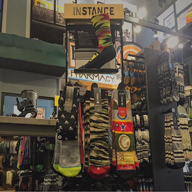 Select @stancesocks on sale for 40% off! Come grab a pair #stancesocks #cstl