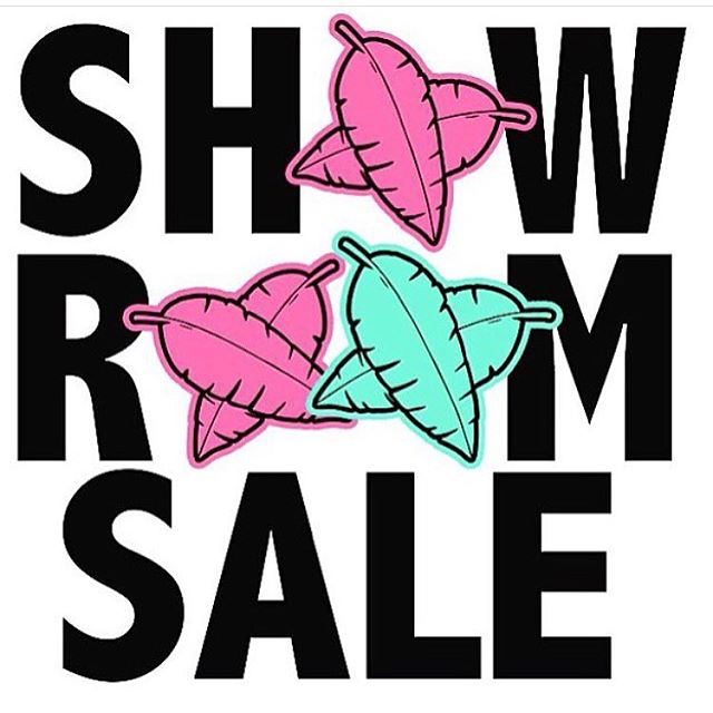 Don't forget that the @miamihighco show room sale is happening today 12-4. Right across from the Henry in downtown Cloverdale.