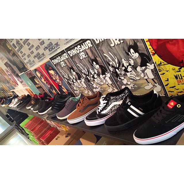 Clearing space for our new spring gear. Huge selection of shoes 40% off!! Come get em while supplies last!