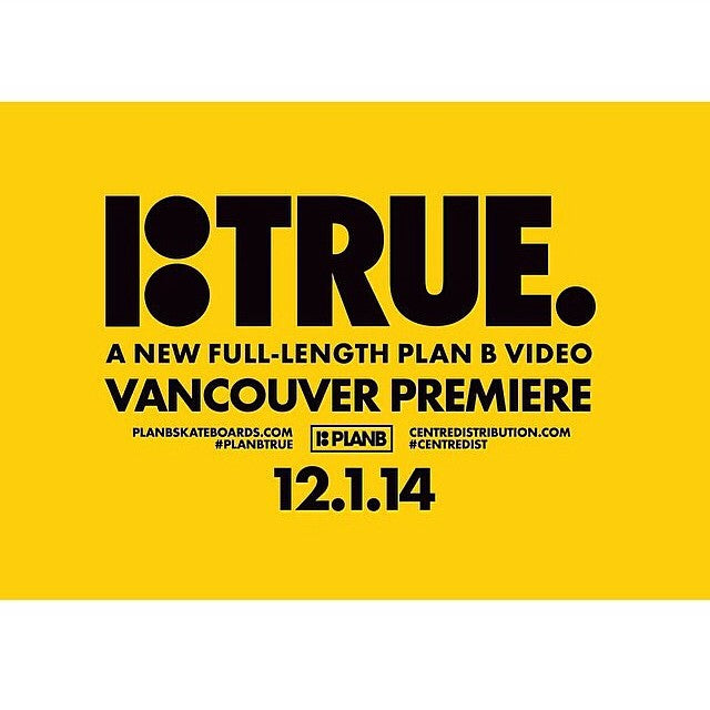 @planbofficial #True premieres tonight at @theriotheater. If you were lucky enough to get a ticket we will see you there! #planBtrue