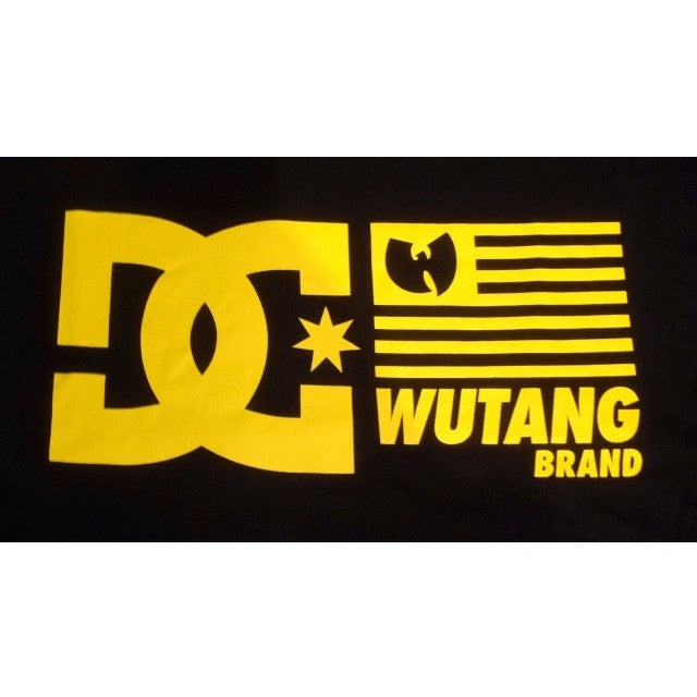 it's here @dcshoes X @wutangbrand collab. celebrating 20 years of the best hip-hop album ever enterthewutang aintnuthin methodman protectyaneck