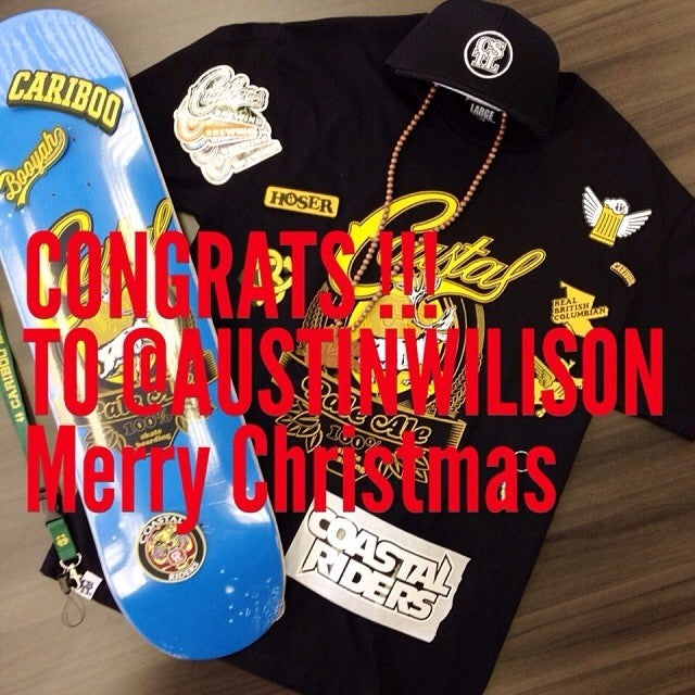 And the big winner of the coastalcariboochristmas contest is........ @austinwillson. Congrats Austin. Email marketing@cariboobrewing.com so they can get you your prize. Thank you to everyone who entered. MerryChristmas @cariboobrewing