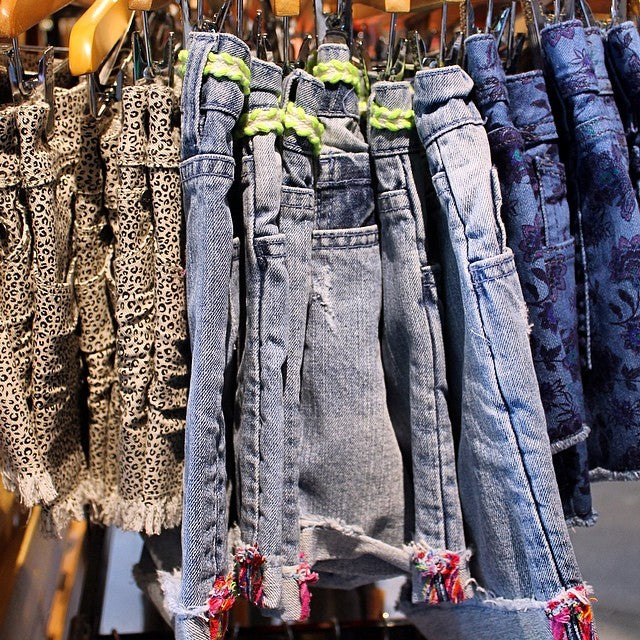 Shorts weather is almost upon us  Get your cut-offs, high-waisted, coloured, patterned or denim shorts before they sell out #spring #summa #freeyourlegs #cstlladies