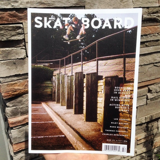 new @sbcskateboard mag in shop. come pick up your #free copy today