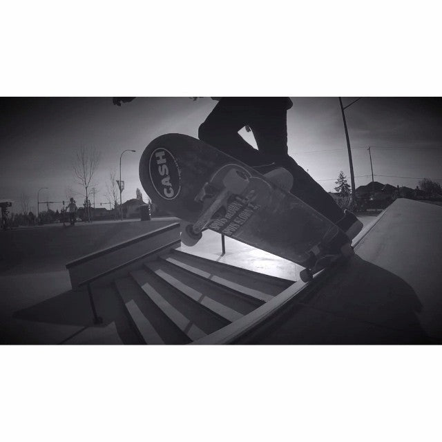 Happy Monday! Here's some clips of team riders @brendannielsen15 @hailskat1n @dustin.locke and @hoodisgood_ , Also the little homie @liam__hansen #Skateboarding #CoastalRiders #CSTL #clvdreport #HitCase