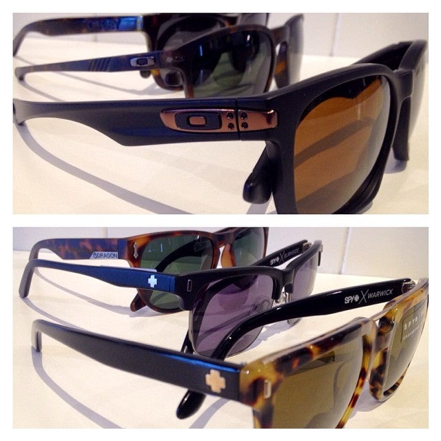 Just in time for this rainy weather - new sunglasses in from your favorite brands such as @spyoptic @oakley @dragonalliance #CSTLspring