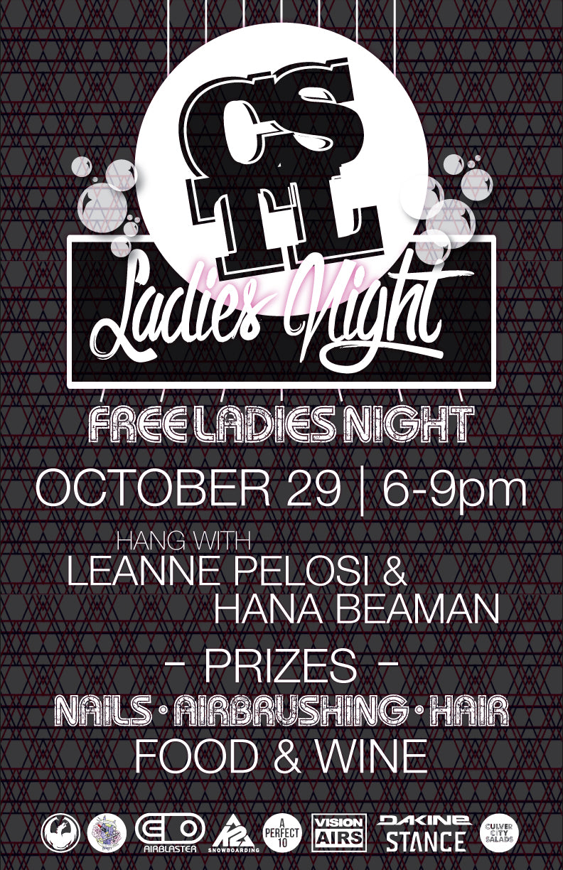 CSTL Ladies Night