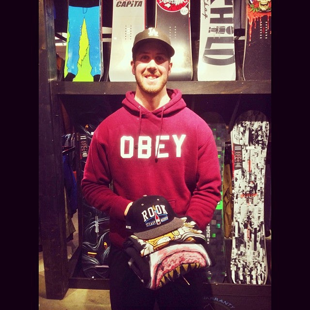 Congratulations to this months @rook_brand prize pack winner Ryan! Thanks to everyone who joined our Email list this month. Remember your automatically entered to win every month. winnerwinnerchickendinner