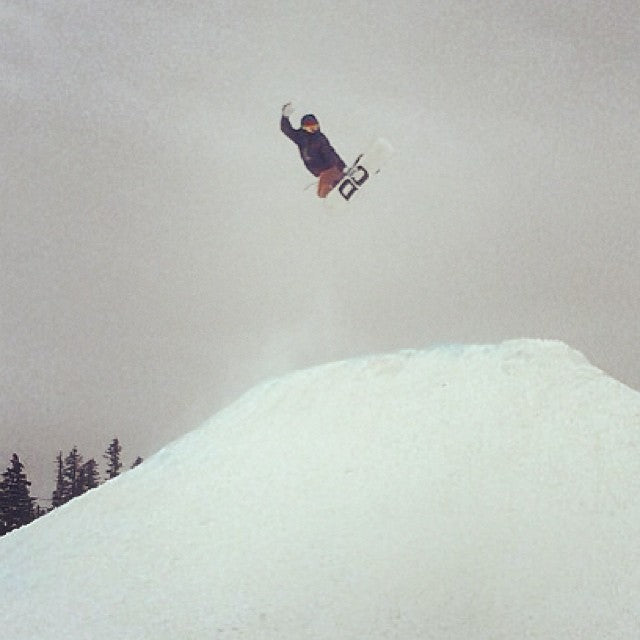 methodmonday with @derek_mo stolen from @nickatmoore. boarding @whistlerblackcomb