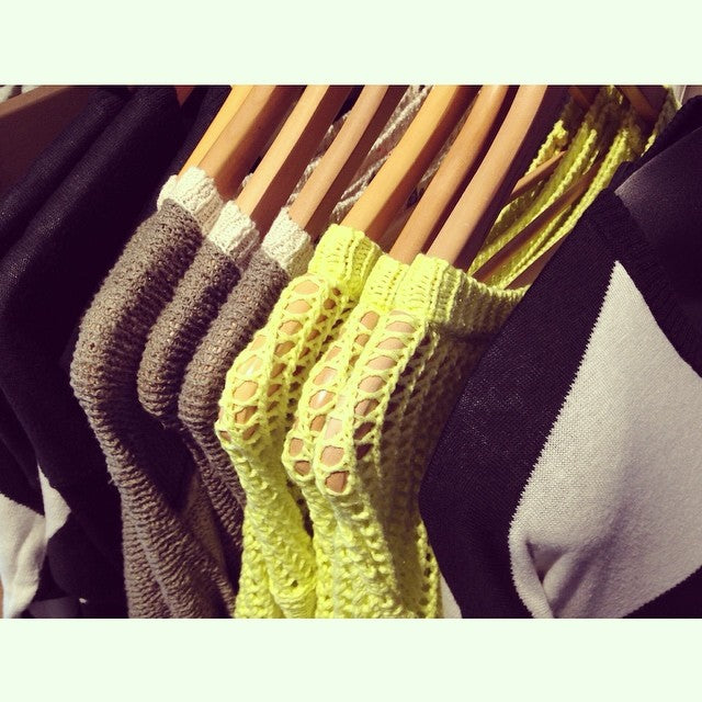 Summer knits for summer nights • #cstlladies