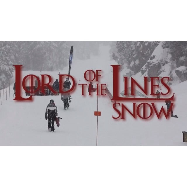 The full @matixclothing Lord of the Lines Snow is now online at the new coastalriders.com. @supradist @cariboobrewing @mtseymour @skullcandy.