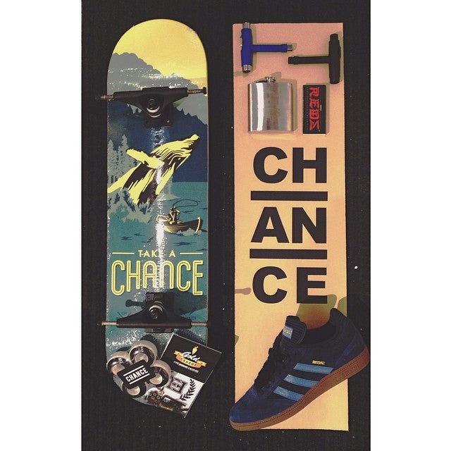Looks like some good skating weather this week. Swing by the shop and grab a fresh deck or some new kicks. @chanceskateboards @adidasoriginals @forfathurs @rds_designer #CSTLspring #wellpacked #skateboarding #skate
