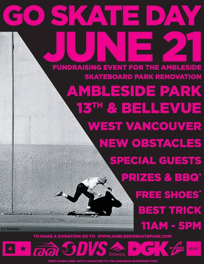 Ambleside  Go Skate Day