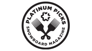 Snowboard Mag Platinum Picks