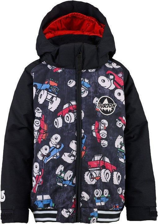 BURTON BOYS MINISHRED GAME DAY SNOW JACKET 2017