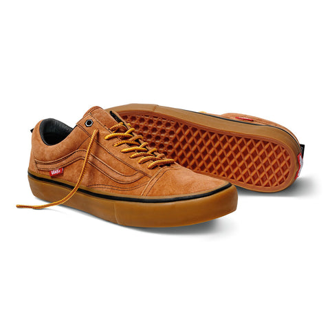 VANS OLD SKOOL PRO ANTI HERO SHOES