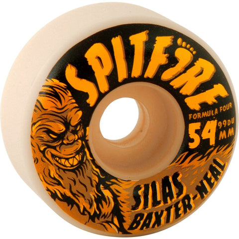 SPITFIRE F4 99 SILAS SKUNK RAD WHEELS 54