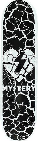 MYSTERY CRACKLE EARTH SKATEBOARD DECK 8.38