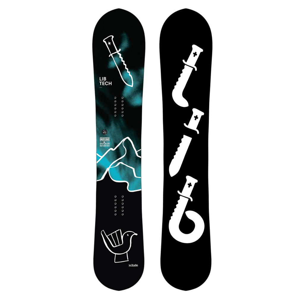 LIB TECH MENS SWISS KNIFE HP C3 SNOWBOARD 2019