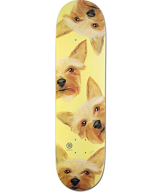 3D ANDERSON COLLIE LLOYD DECK