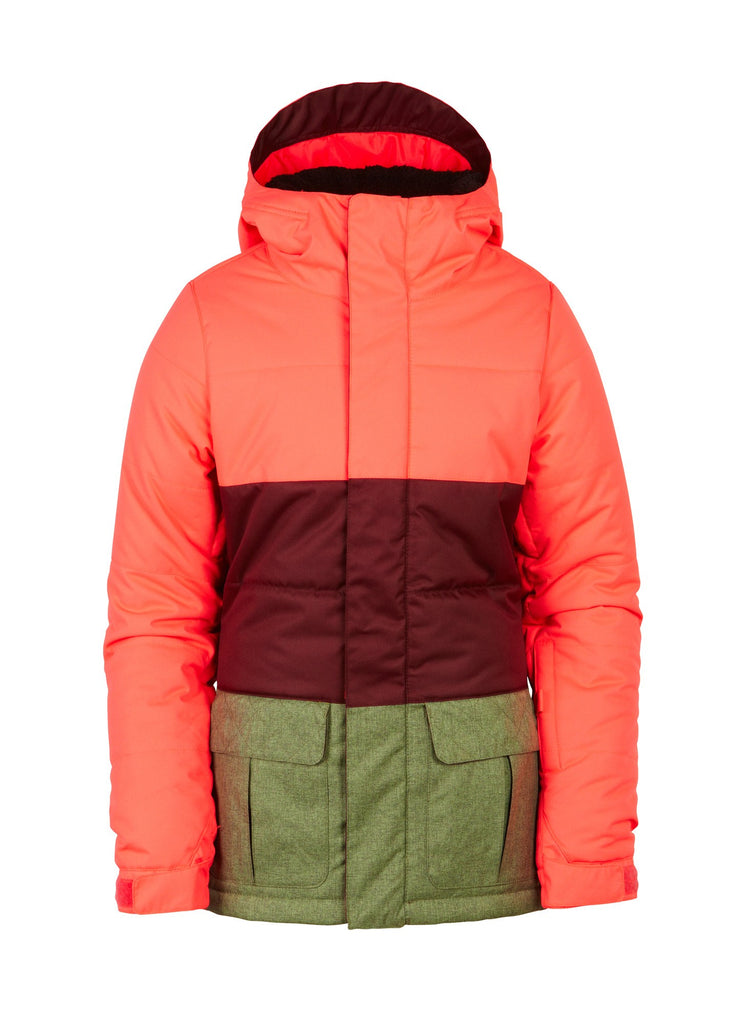 686 GIRLS POLLY INSULATED SNOW JACKET 2017