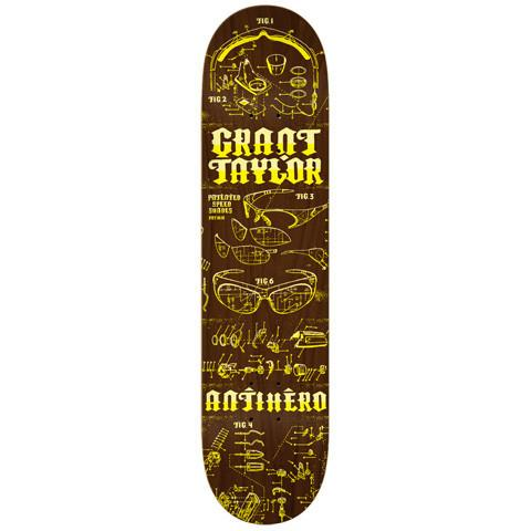 ANTI HERO SPEEDSHADES TAYLOR DECK 8.28