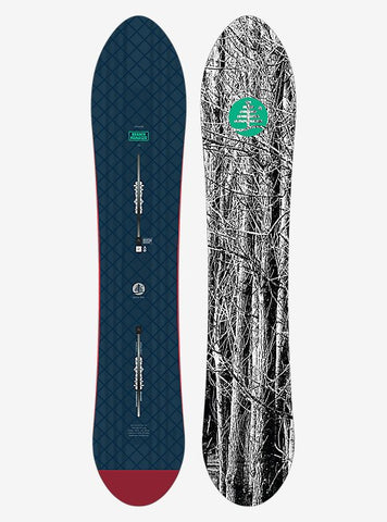 BURTON MENS FAMILY TREE BRANCH MANAGER SNOWBOARD 2017