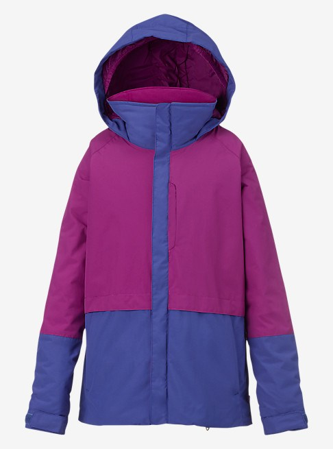 BURTON GIRLS GEMINI SYSTEM SNOW JACKET 2017 - Coastal Riders