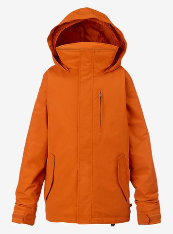 BURTON BOYS LINK SYSTEM SNOW JACKET 2017