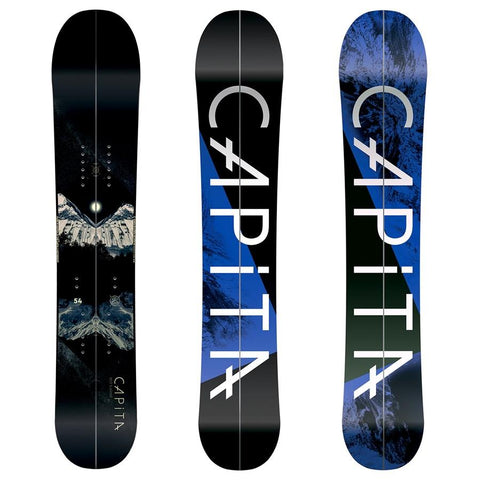 CAPITA MENS NEO SLASHER SPLIT SNOWBOARD 2018