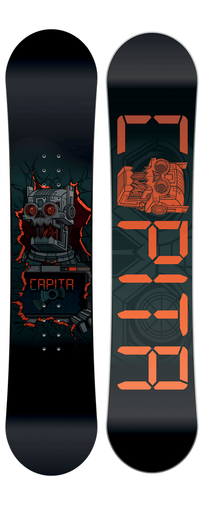 CAPITA BOYS MICRO-SCOPE SNOWBOARD 2017