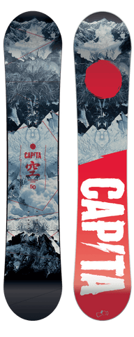 CAPITA MENS OUTERSPACE LIVING SNOWBOARD 2017