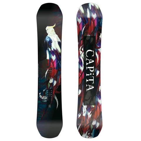 CAPITA WMNS BIRDS OF A FEATHER SNOWBOARD 2018