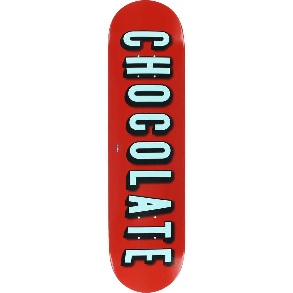 CHOCOLATE AND CHILL ELDRIDGE DECK 8